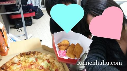 遠距離恋愛 特別な日の料理