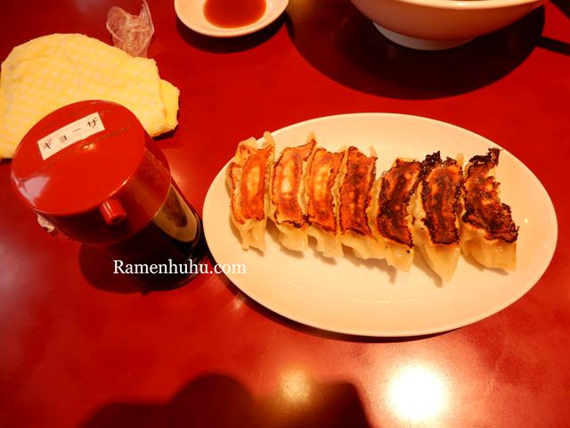 紅宝石(姫路)餃子