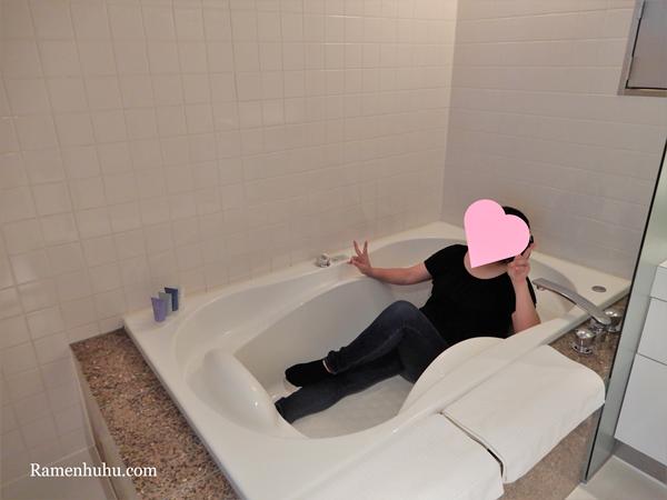 THE SCREEN バスルーム