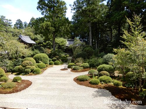 龍潭寺 補陀落(ふだらく)の庭