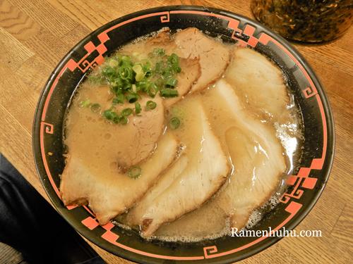 赤鬼らーめん(姫路) チャーシュー麺