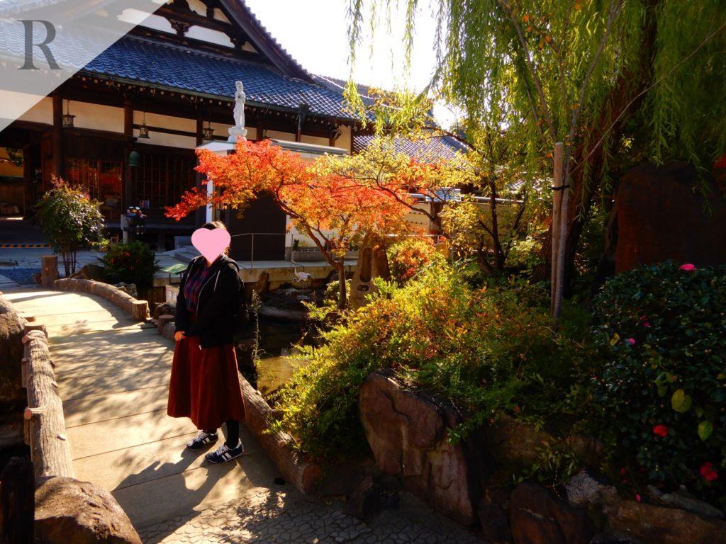須磨寺 塔頭三院