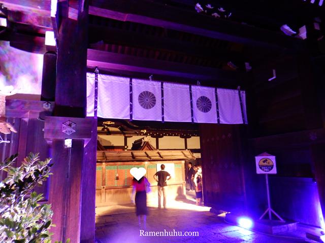 下鴨神社 糺の森の光の祭 Art by teamLab 6