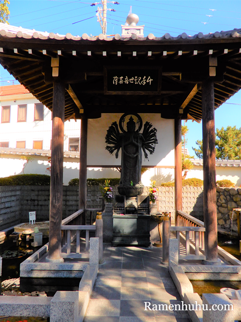 須磨寺 千手観音