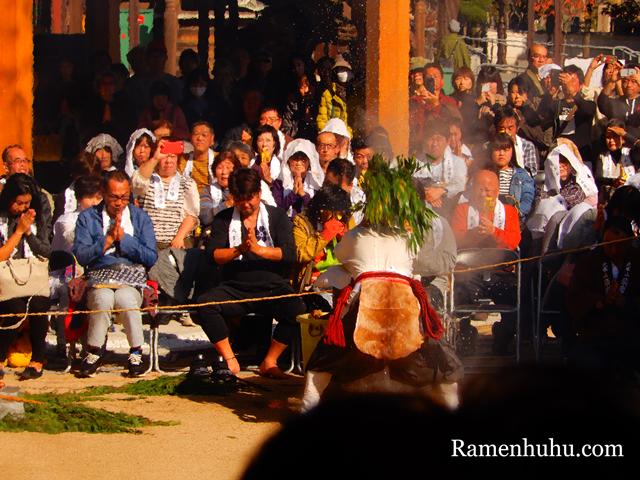 須磨寺 須磨の火祭り4