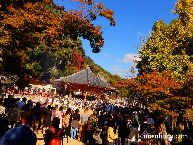 須磨寺 須磨の火祭り5