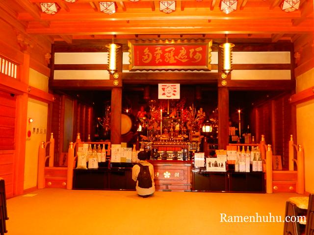 須磨寺 護摩堂2