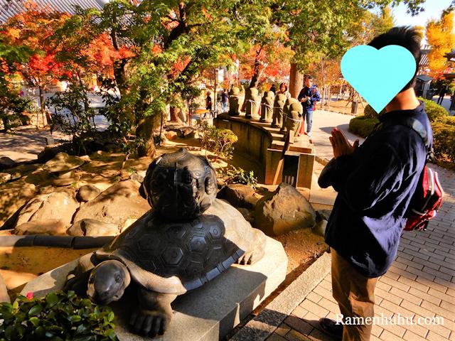 須磨寺 七福神マニコロ