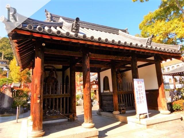 須磨寺 王門