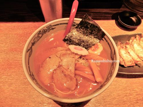 麺や六三六(姫路店)煮干しラーメン