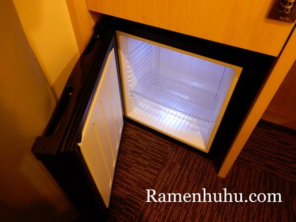 変なホテル京都八条口 冷蔵庫
