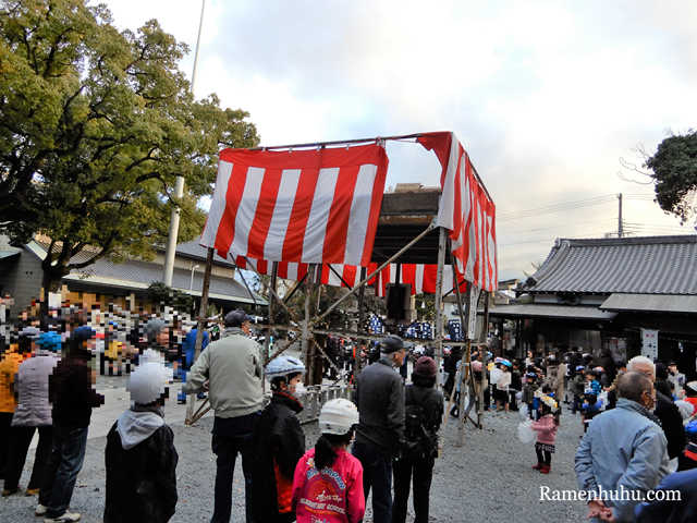 広畑天満宮(兵庫県)えびす祭り3