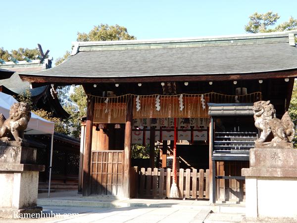 摂社 六勝神社