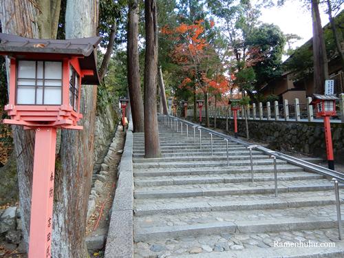 吉田神社(京都)の境内
