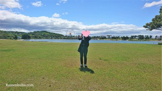 赤穗海浜公園の青空広場