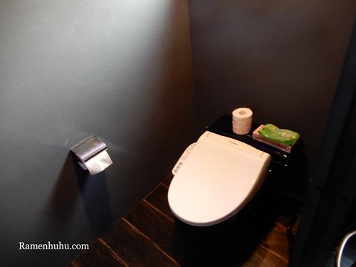 yadoya-lodgeのトイレ
