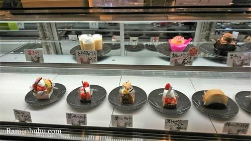 姫路ケーキ屋 フロマージュ カットケーキ2