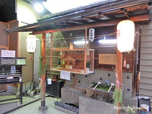 少彦名神社の手水舎2