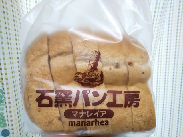 マナレイア クルミパン