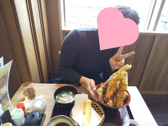 天ぷら海鮮 神福2