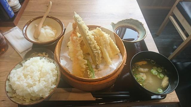天ぷら海鮮 神福3