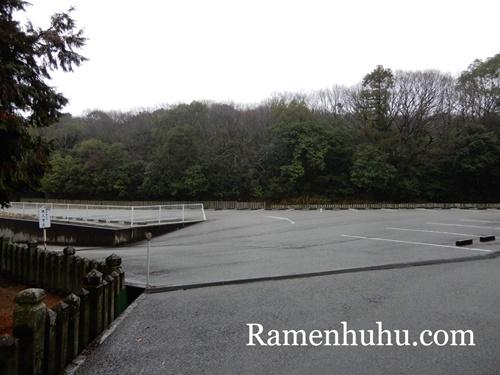 日岡神社 駐車場
