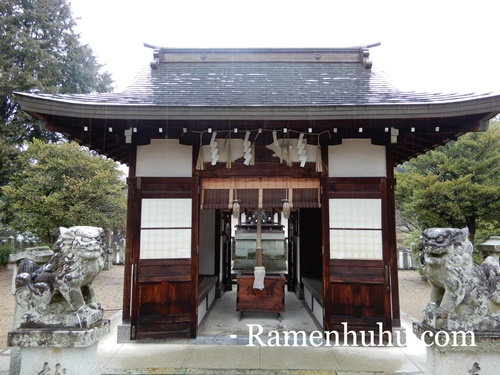居屋河原日岡神社2