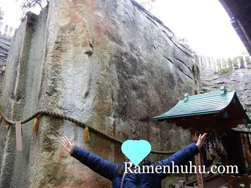 生石神社 石の宝殿4