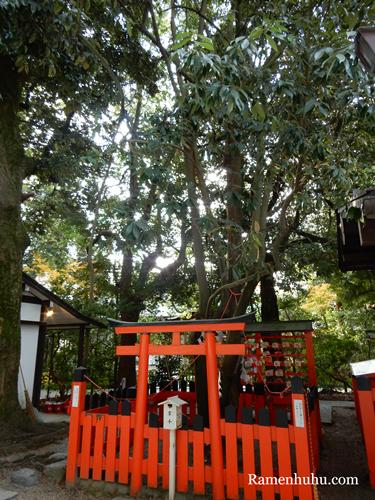 下鴨神社 京の七不思議2