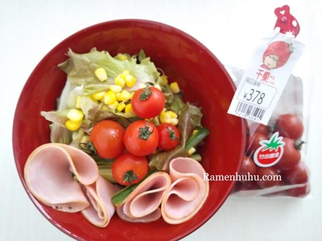 竹田さん家のトマト(千果)