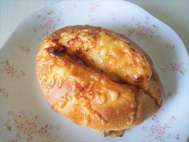 モンキーブレッドのソーセージパン