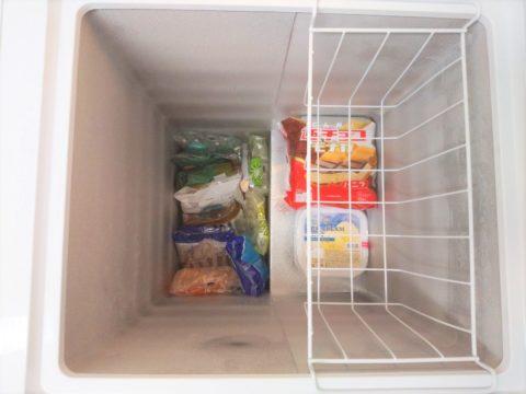 小型冷蔵庫 アイス