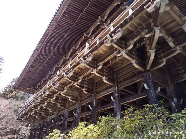 書写山 円教寺の摩尼殿3