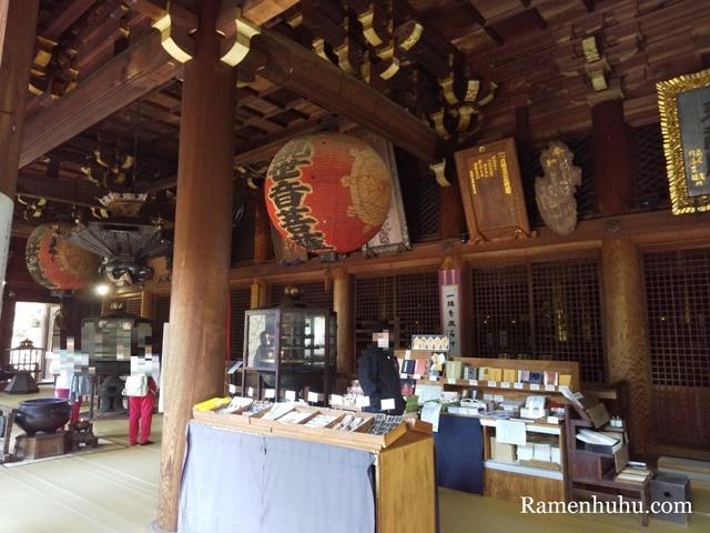 書写山 円教寺の摩尼殿4