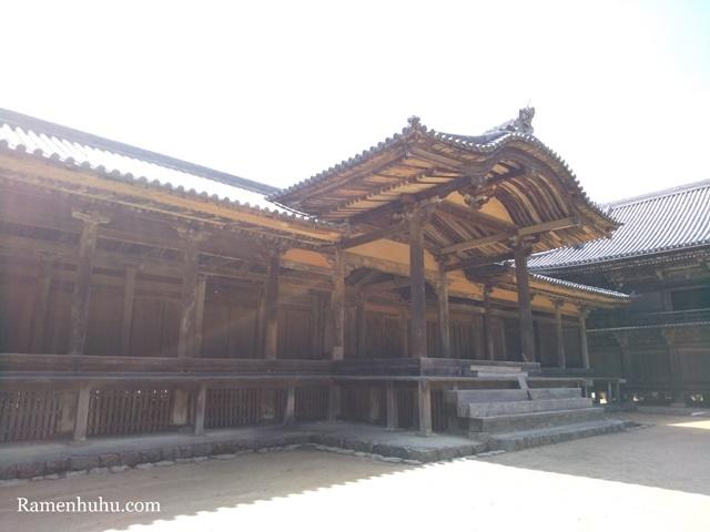 書写山 円教寺の常行堂