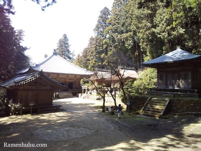 書写山 円教寺の奥の院