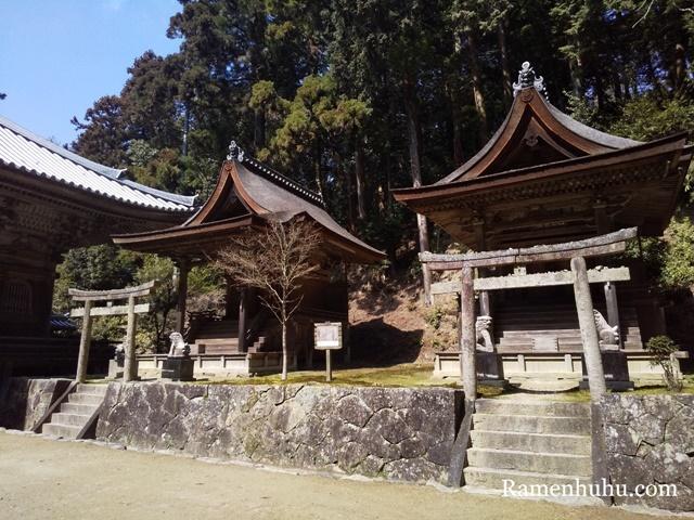 書写山 円教寺の護法堂