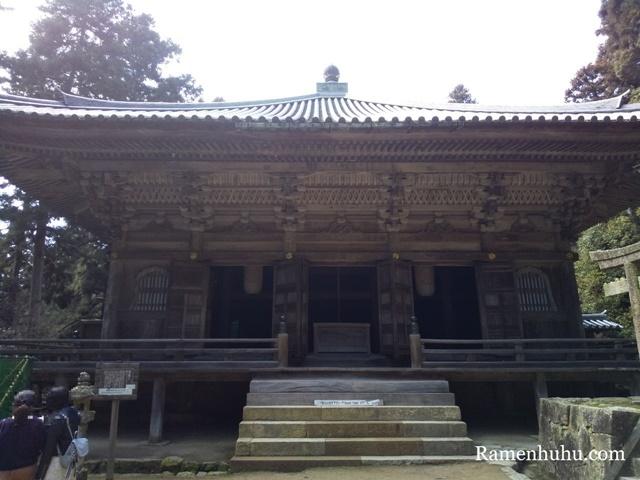 書写山 円教寺の開山堂