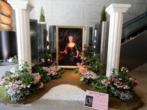 奇跡の星の植物館 女帝マリア・テレジア