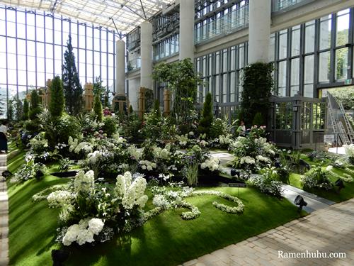奇跡の星の植物館 フラワーショースペース3