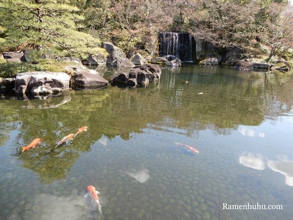 姫路城西御屋敷跡庭園 好古園9