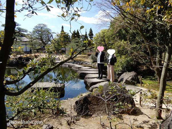 姫路城西御屋敷跡庭園 好古園13