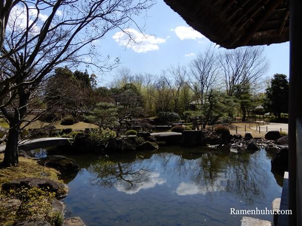 姫路城西御屋敷跡庭園 好古園30