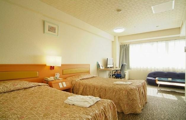 ホテルクラウンヒルズ姫路 客室