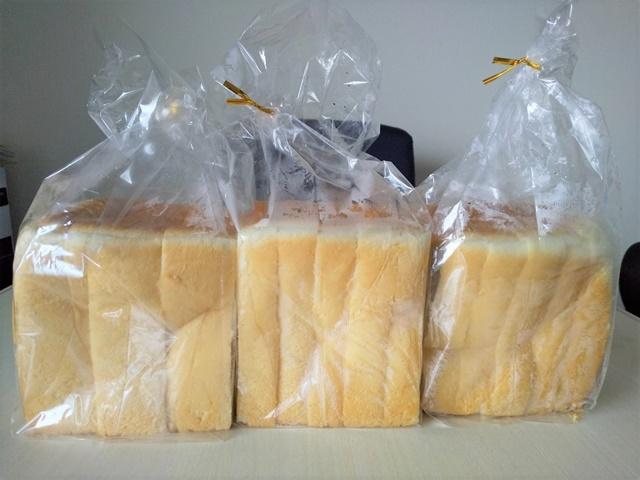 はっくるべりー 食パン2