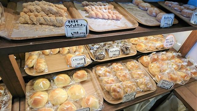 はっくるべりー 菓子パン