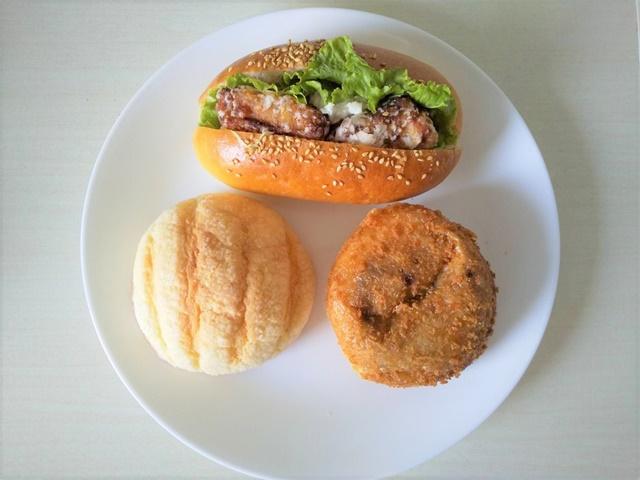 ボングール姫路南店 メロンパン