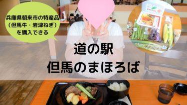 【道の駅 但馬のまほろば】但馬牛のステーキを食べ、岩津ねぎのお土産購入しました!【口コミ】