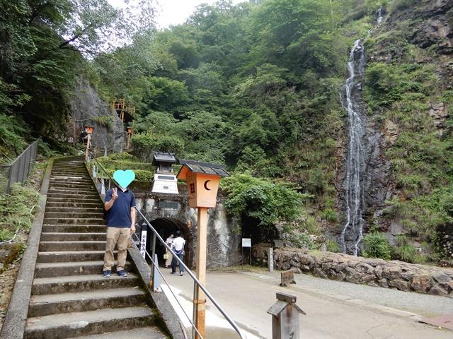 生野銀山 坑道外コース