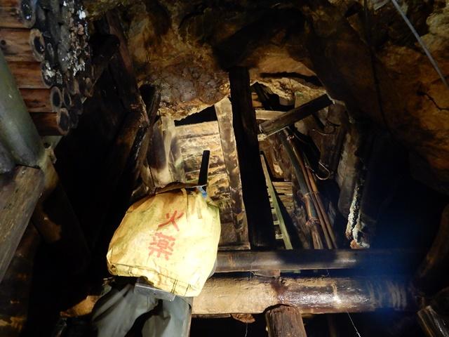 生野銀山 サンドスライム充填採掘法